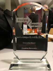 Creative Recovery Award