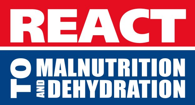React To Malnutrition logo